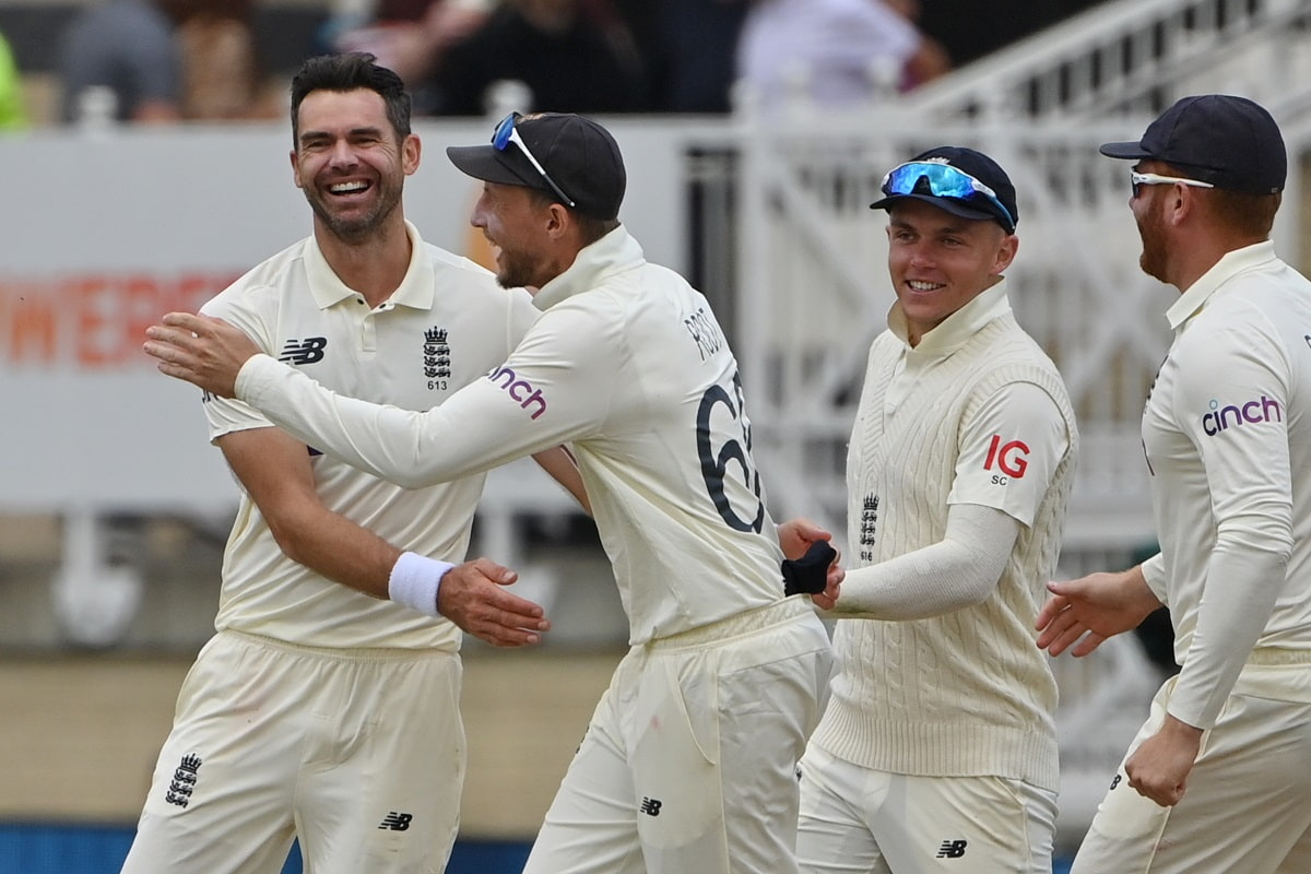 Highlights: James Anderson's Master Bowling As Indian Top-Order Collapses On Day 2