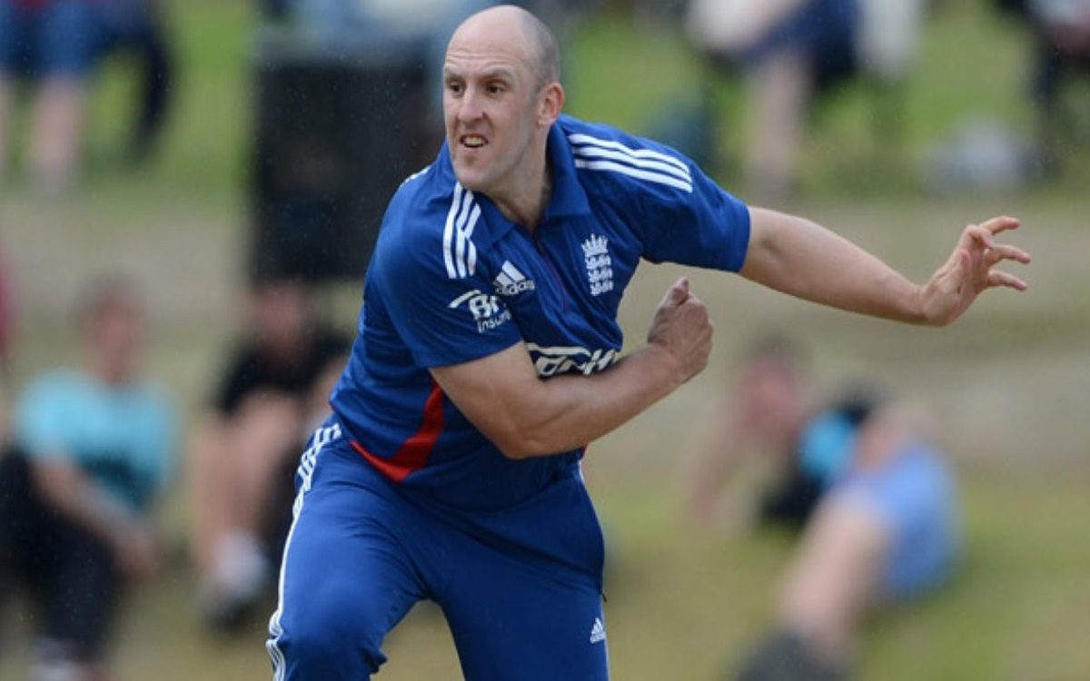 Cricket Image for James Tredwell All Time Xi Root Pietersen And Muralitharan In His List