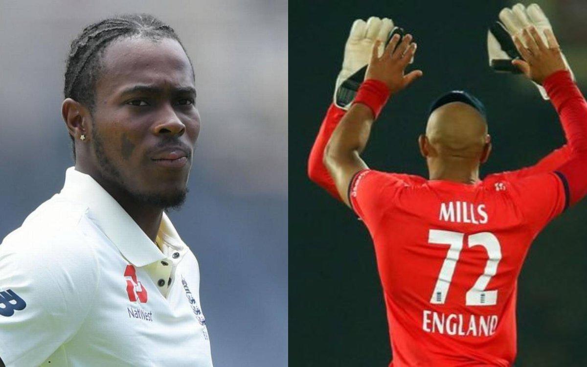 Cricket Image for 'तैयार हो गई है जोफ्रा आर्चर की रिप्लेसमेंट', जेम्स विंस चाहते हैं इंग्लिश टीम में