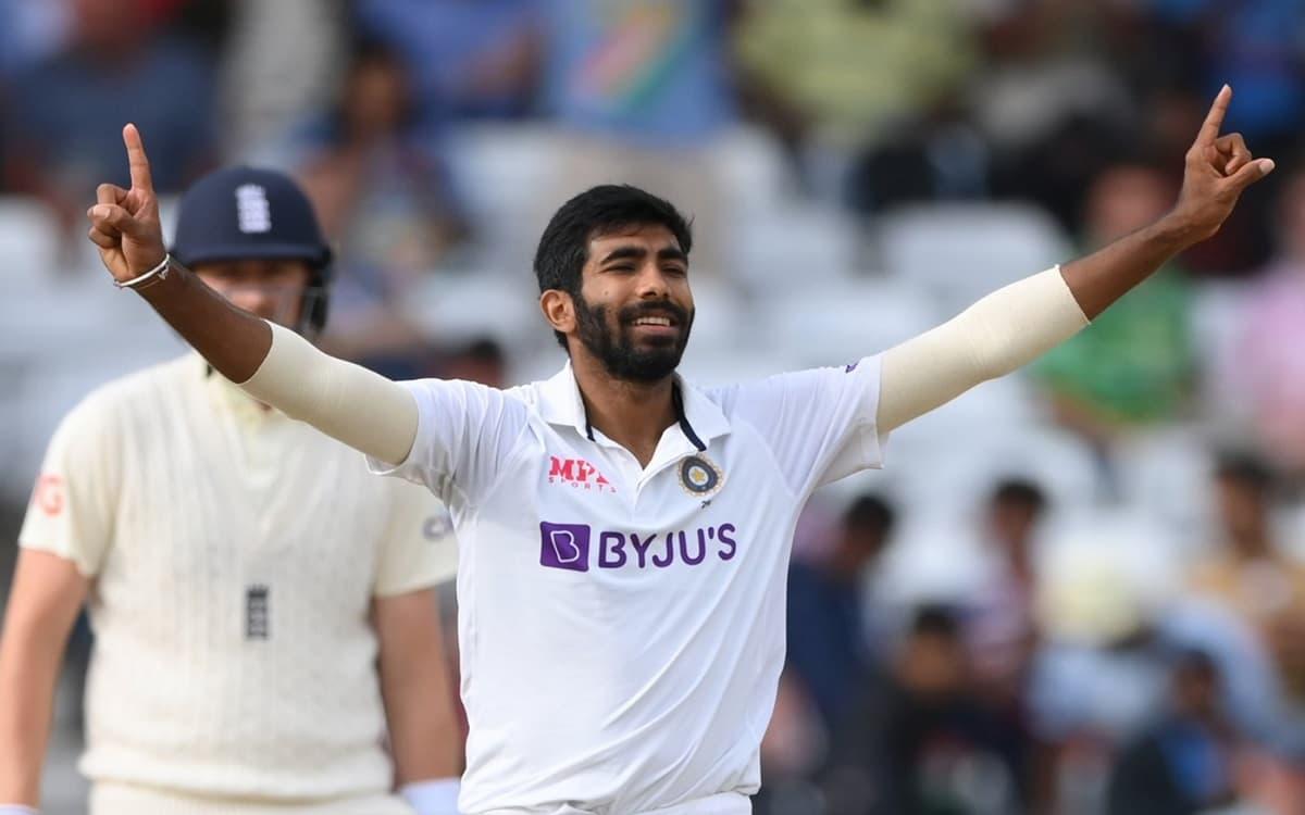 Cricket Image for ICC की ताजा टेस्ट रैंकिंग में बुमराह की लंबी छलांग, टॉप-10 में बनाई जगह