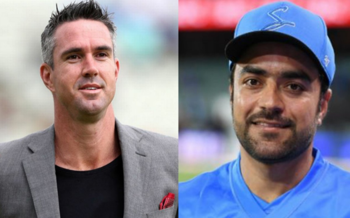 Cricket Image for Kevin Pietersen Says Rashid Khan Not Able To Get His Family Out Of Afghanistan
