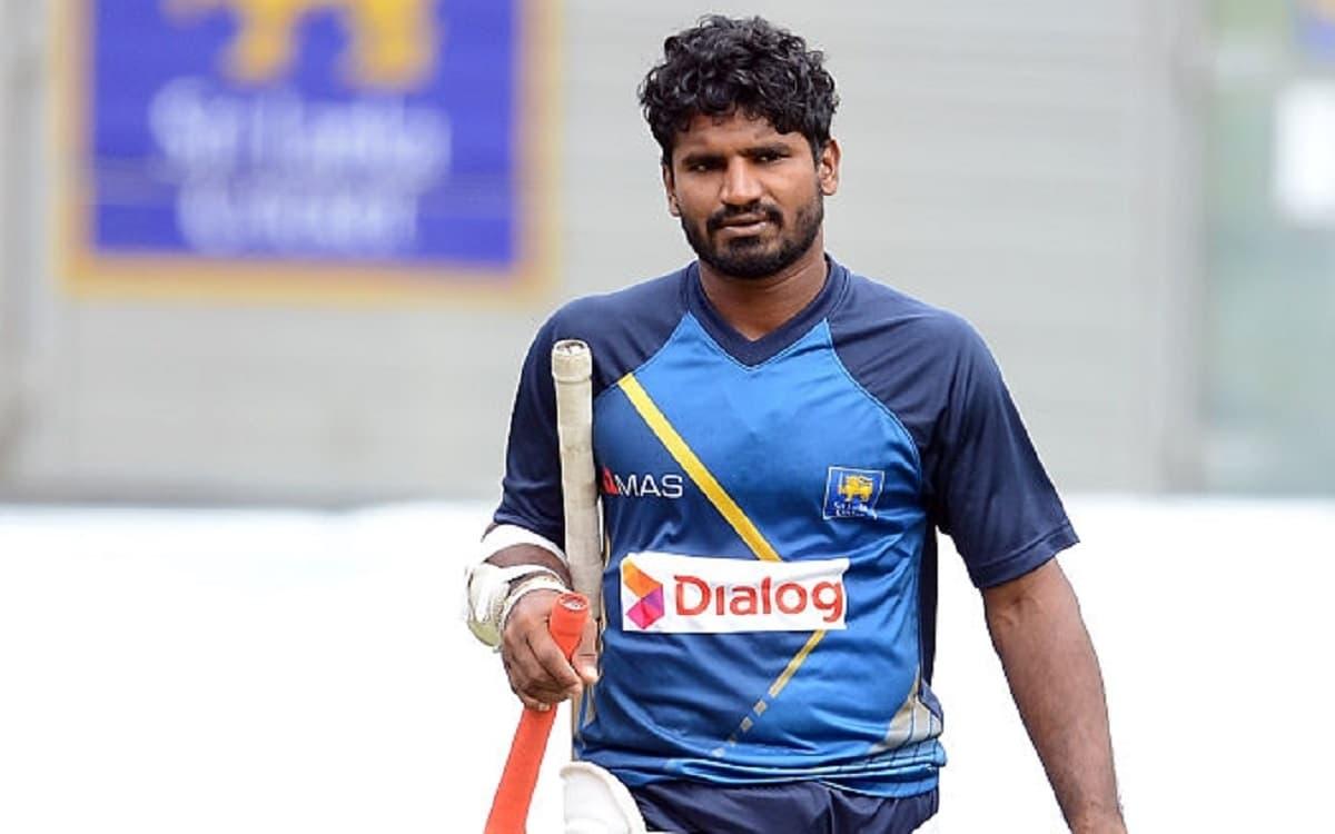 Cricket Image for साउथ अफ्रीका सीरीज से पहले श्रीलंका को बड़ा झटका, कुसल परेरा हुए कोरोना पॉजिटिव