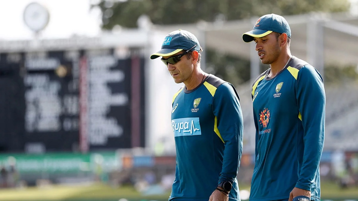Cricket Image for Langer Feels Australian Team Is Stabbing Him In The Back: Usman Khawaja