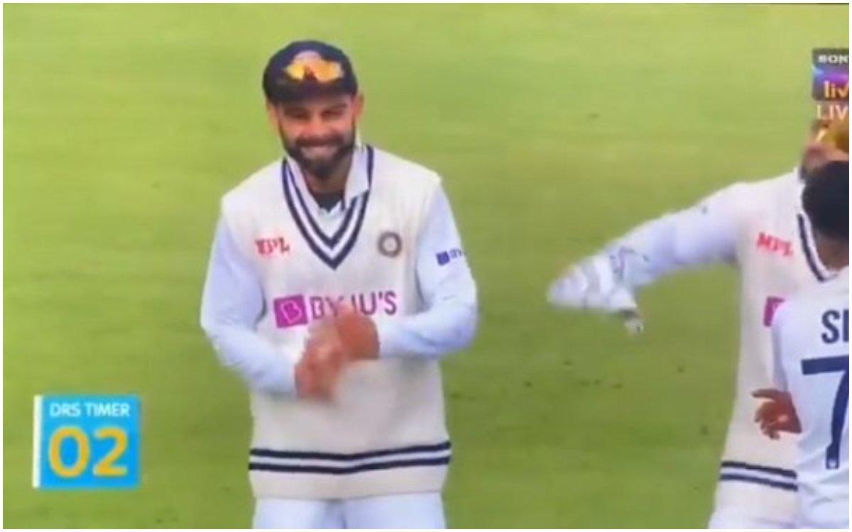 Cricket Image for VIDEO : विराट ने पंत की एक ना सुनी, फिर टीम इंडिया को उठाना पड़ा नुकसान