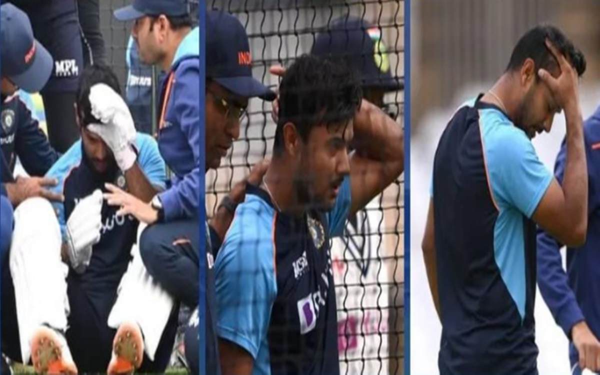 Cricket Image for England Vs India Test Series Mayank Agarwal Ruled Out Of The First Test Against En