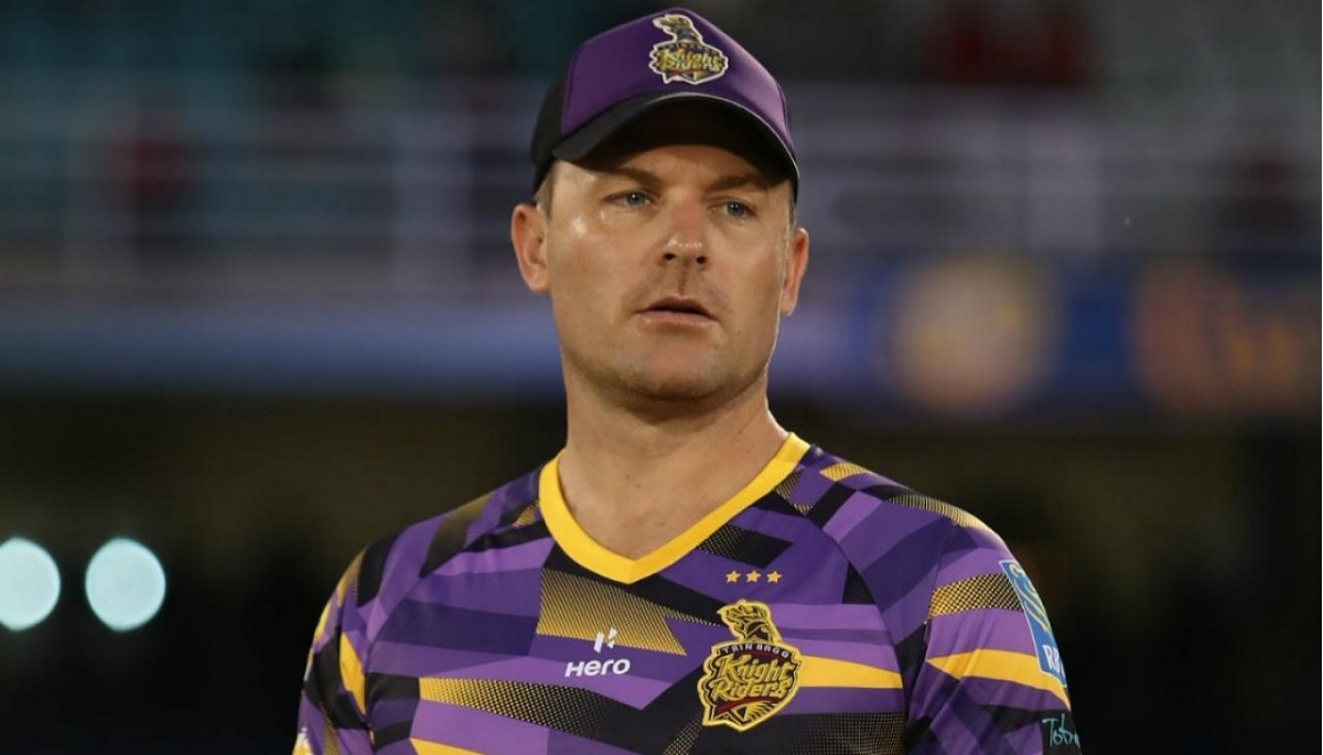 Cricket Image for McCullum Marks Unavailability As Head Coach For Trinbago Knight Riders Ahead Of CP