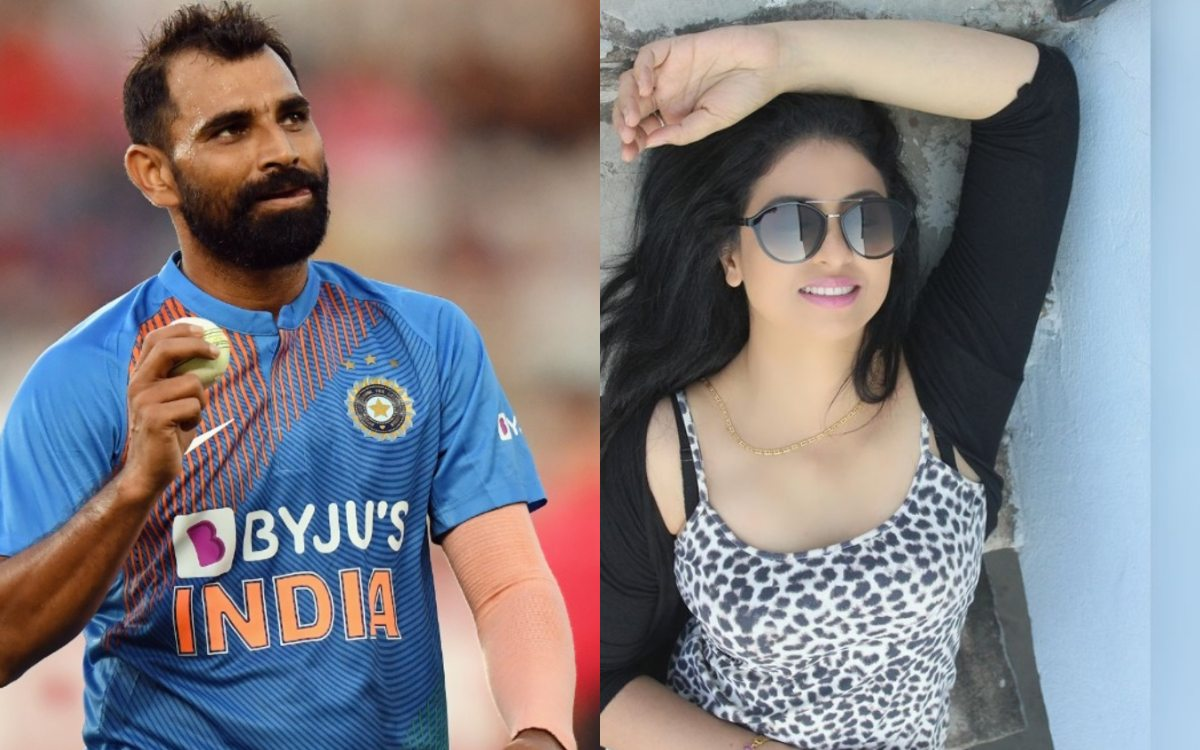 Cricket Image for Mohammed Shami Wife Hasin Jahan Troll After Her Instagram Post