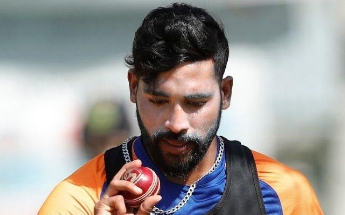 Cricket Image for 'जब खुद को ही गालियां देने लगे थे सिराज', नई किताब ने खोले कई राज़