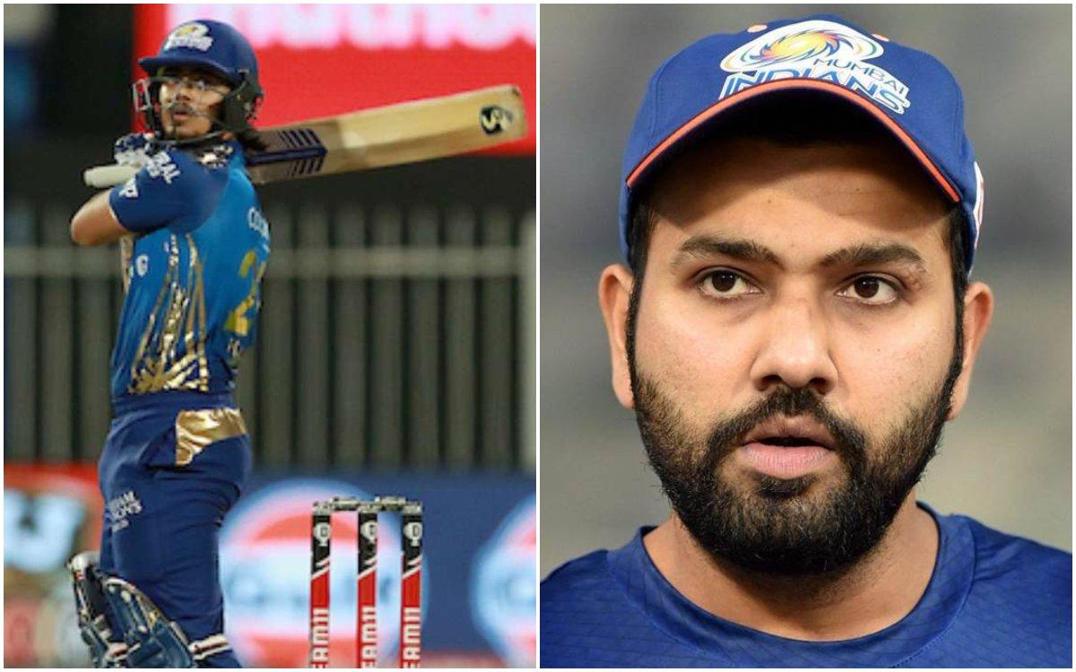 Cricket Image for VIDEO : 'तुझे कोई कुछ बोले, तो उसे बोल मुझसे बात करे', रोहित ने कुछ इस तरह भरा था