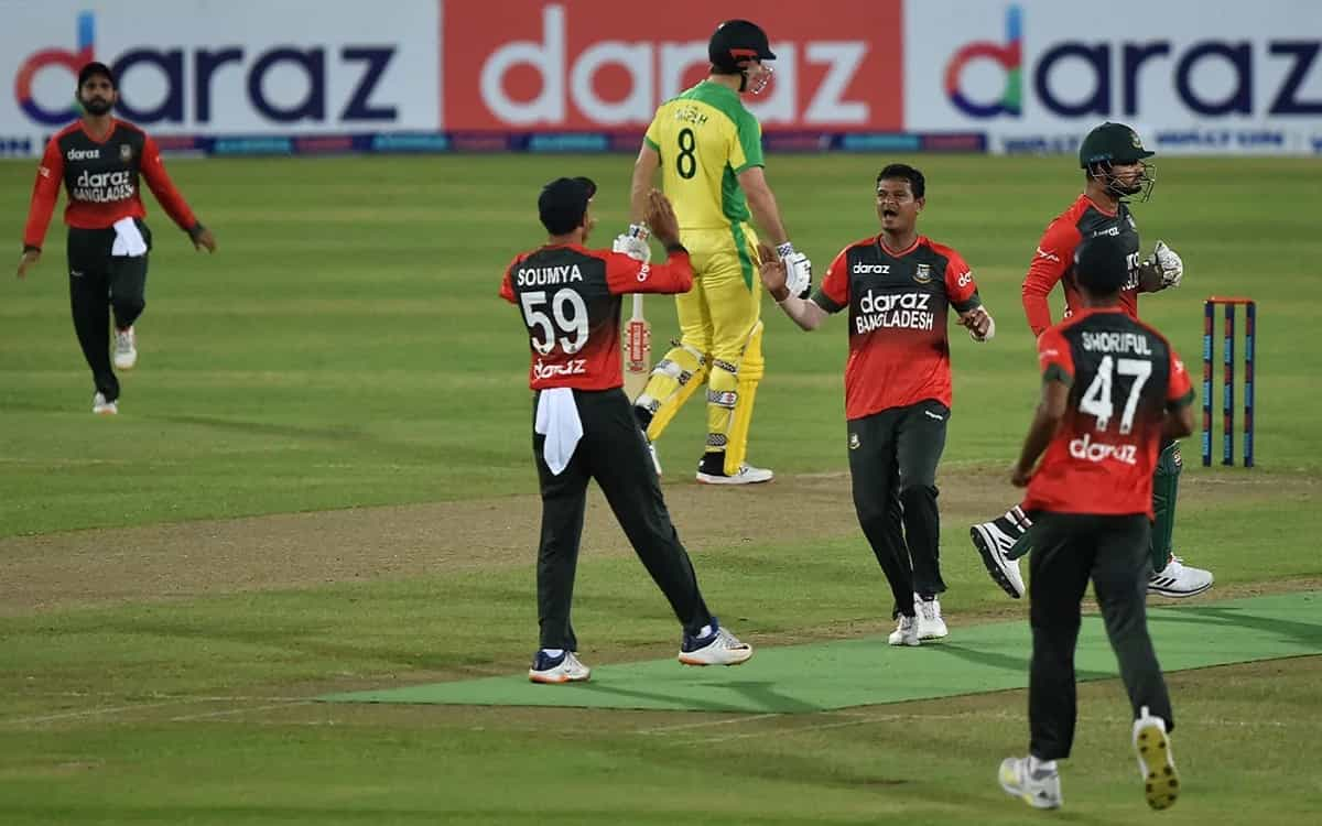 Cricket Image for BAN vs AUS: Nasum Ahmed Stars As Bangladesh Claim First T20 Win Over Australia
