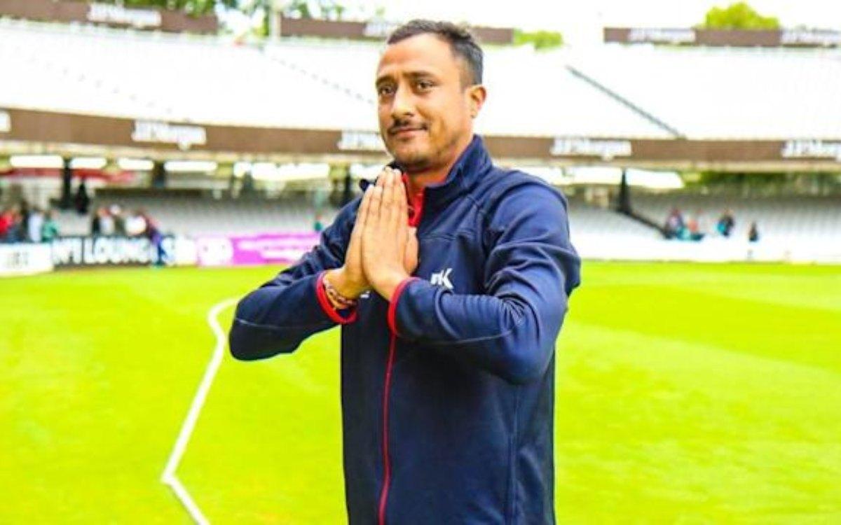 Cricket Image for 18 साल खेलने के बाद ले ही ली रिटायरमेंट, 2 साल पहले ही छोड़ी थी नेपाल की कप्तानी