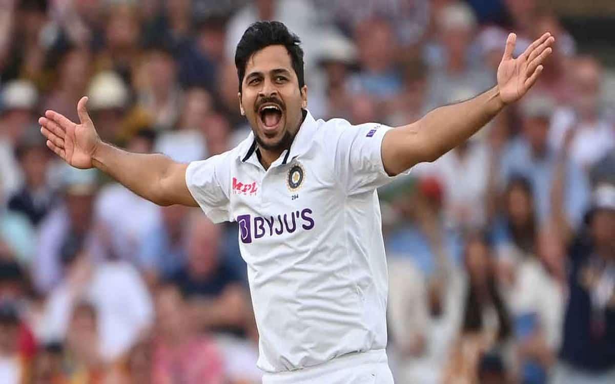 Cricket Image for ENG vs IND: इंग्लैंड के खिलाफ तीसरे टेस्ट मैच के लिए शार्दुल ठाकुर फिट, प्लेइंग XI