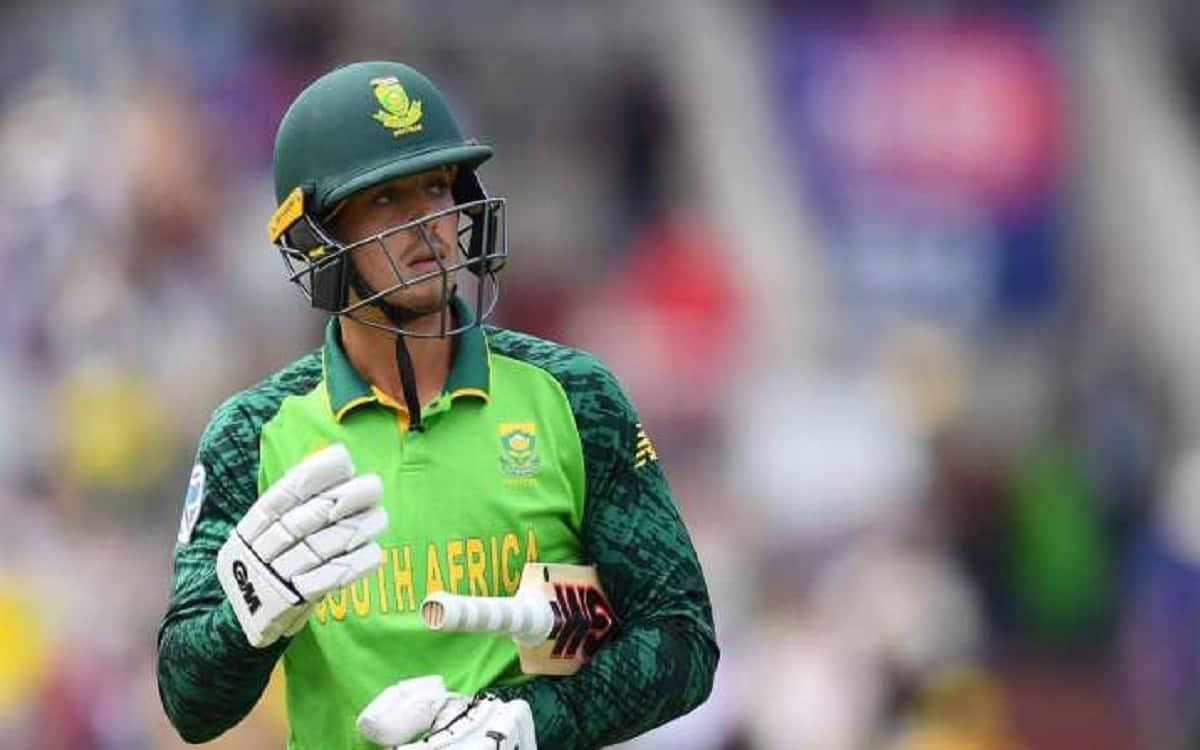 Cricket Image for श्रीलंका के खिलाफ वनडे सीरीज से क्विंटन डी कॉक बाहर, इस विस्फोटक बल्लेबाज को मिला