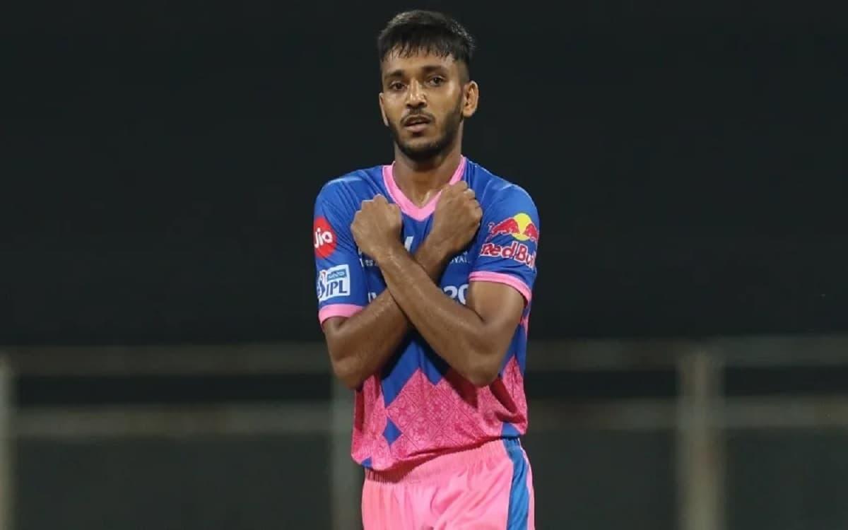 Cricket Image for 'IPL 2021 के प्लेऑफ में जगह बना सकती है राजस्थान रॉयल्स', चेतन सकारिया ने जताई उम्