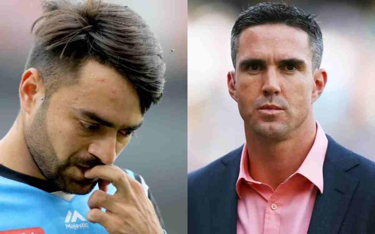 Cricket Image for  अफगानिस्तान से अपने परिवार को नहीं निकाल पा रहे है राशिद खान