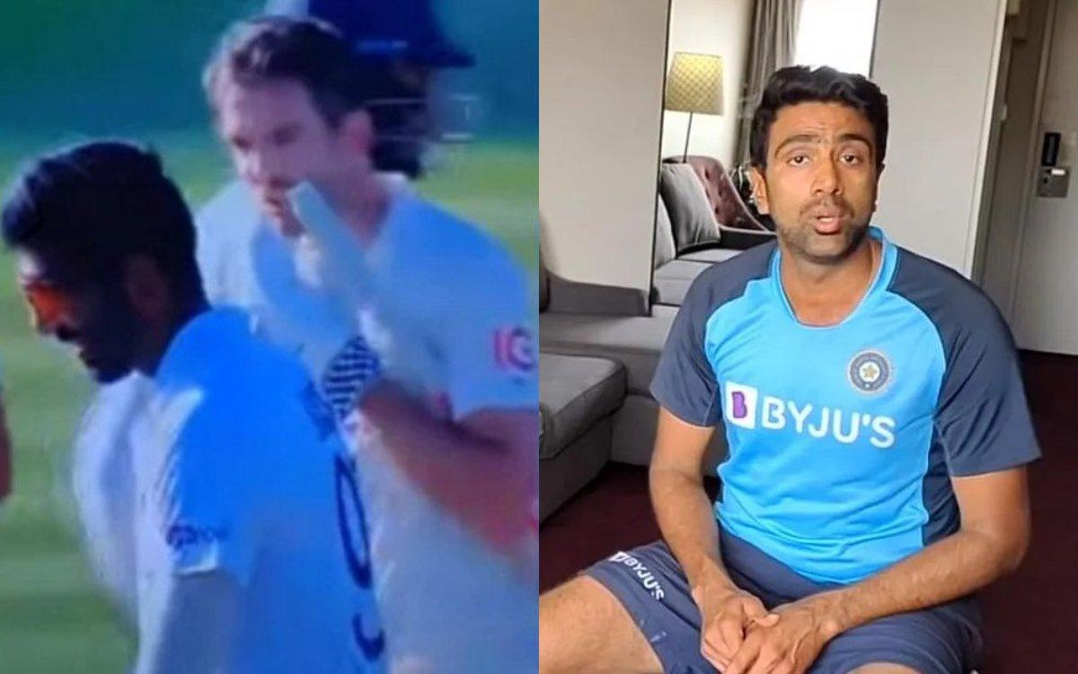Cricket Image for VIDEO : आखिर क्यों भिड़े थे बुमराह और एंडरसन, अश्विन ने बताई मामले की पूरी सच्चाई
