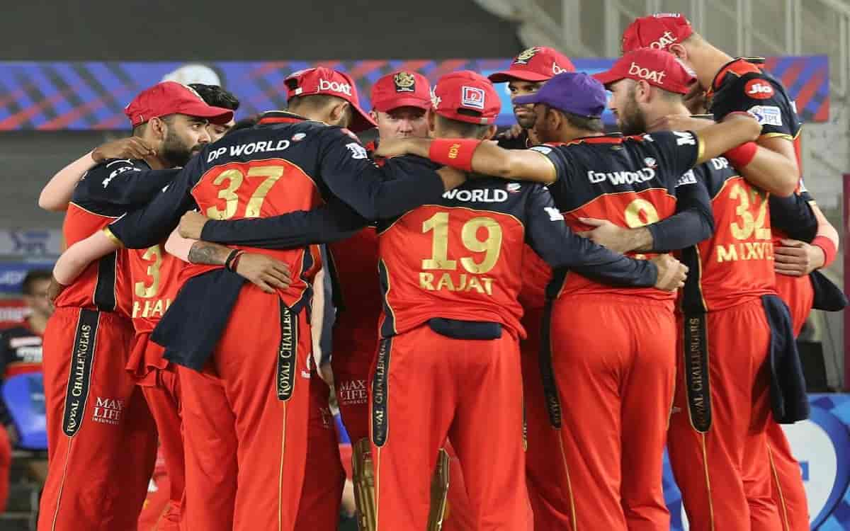 Sri Lankan players Wanindu Hasaranga and dushmantha chameera will be seen as replacements in RCB team for ipl 2021
