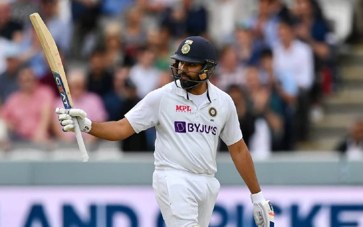 Despite missing a century Rohit sharma broke his own record by scoring 83 runs against england