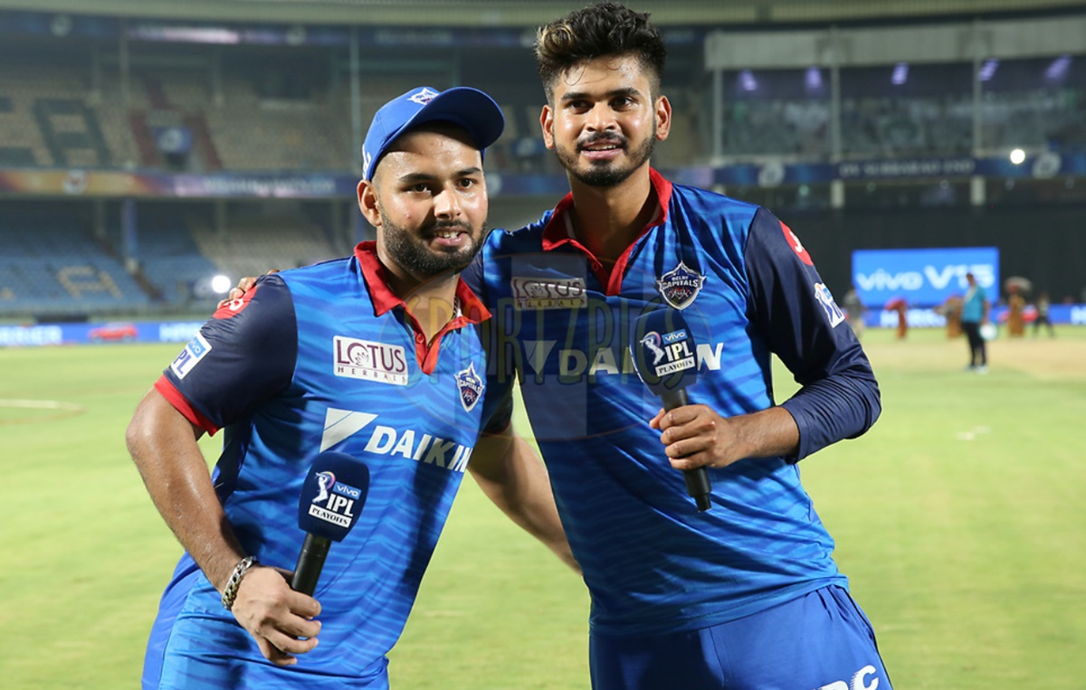 Cricket Image for Ipl 2021 Shreyash Iyer Talks About On Playing Rishabh Pant Captaincy