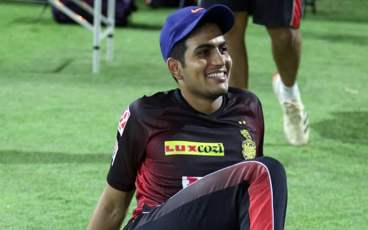 Hopefully Shubman gill will be available for IPL says KKR CEO's venky maysoor statement on the player