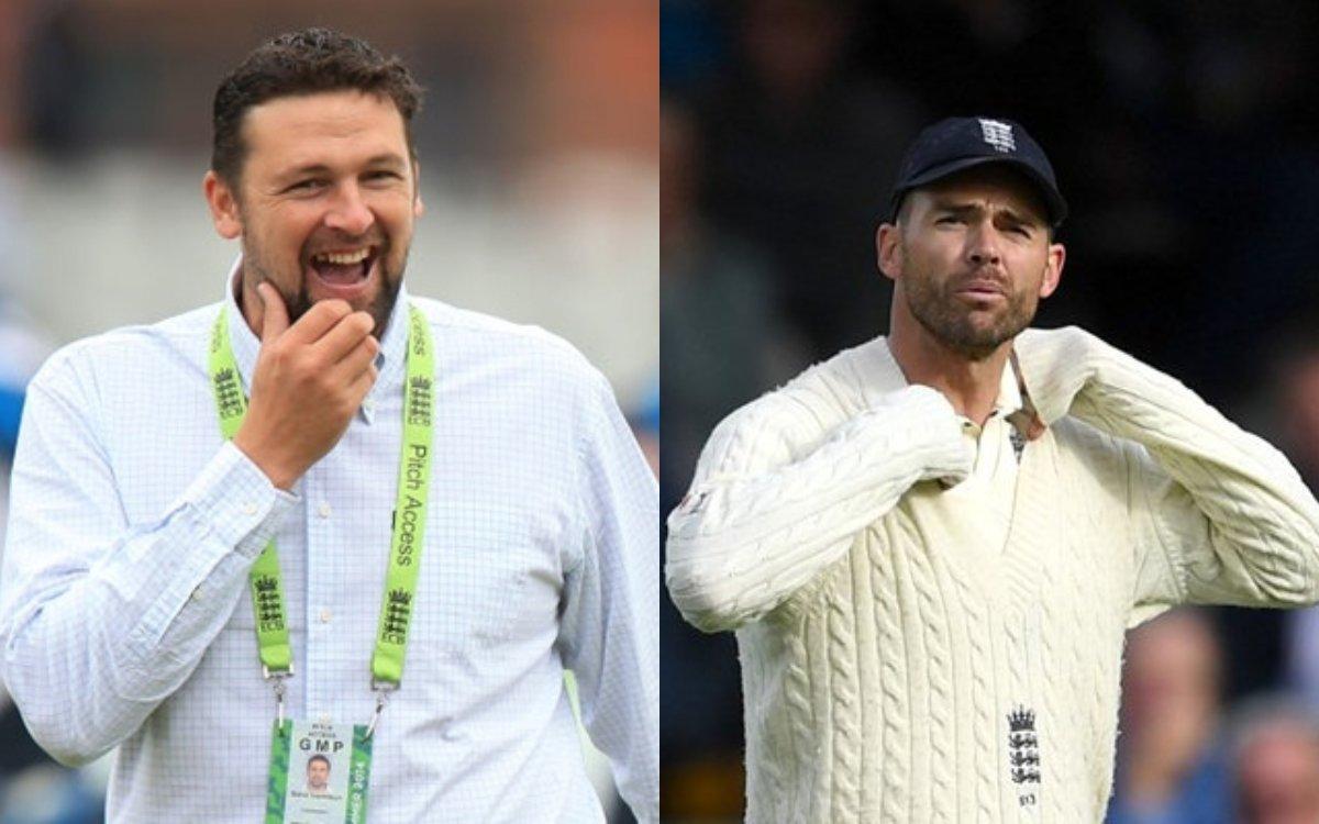 Cricket Image for VIDEO: 'इंडिया सीरीज के बाद एंडरसन ले लेंगे संन्यास', साथी खिलाड़ी ने ही दिया अटपट
