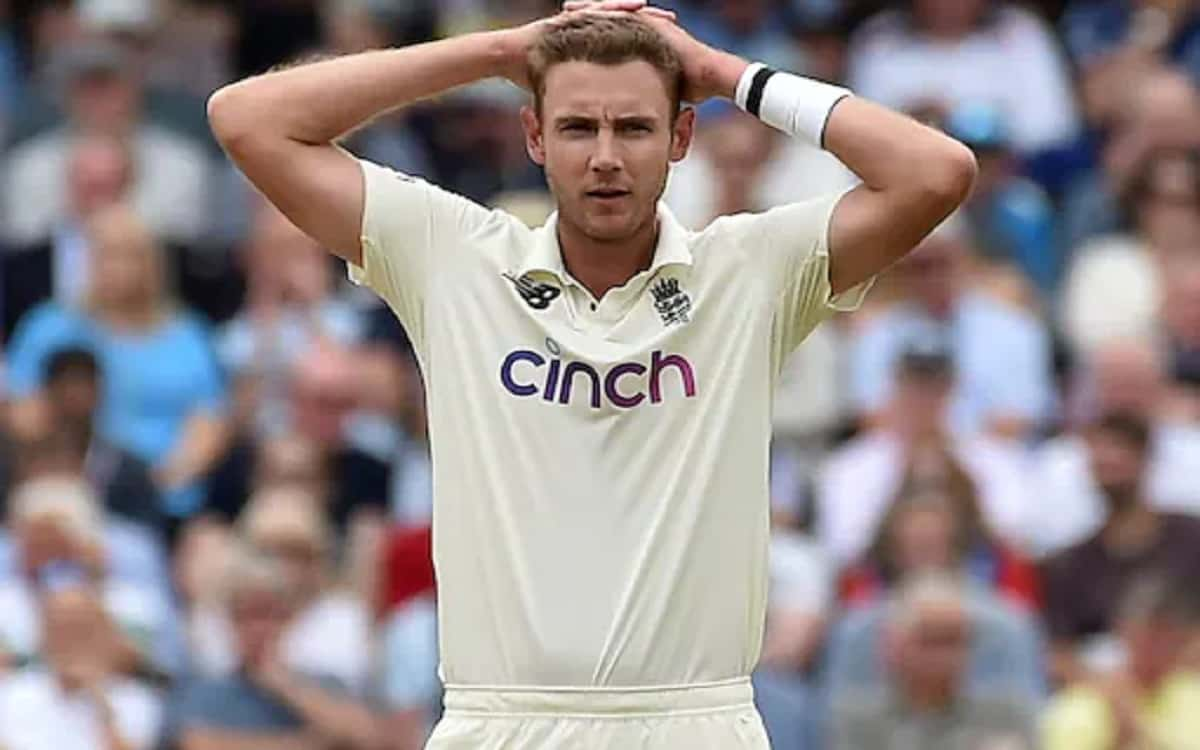 England's troubles increase against India after Stuart Broad out of series