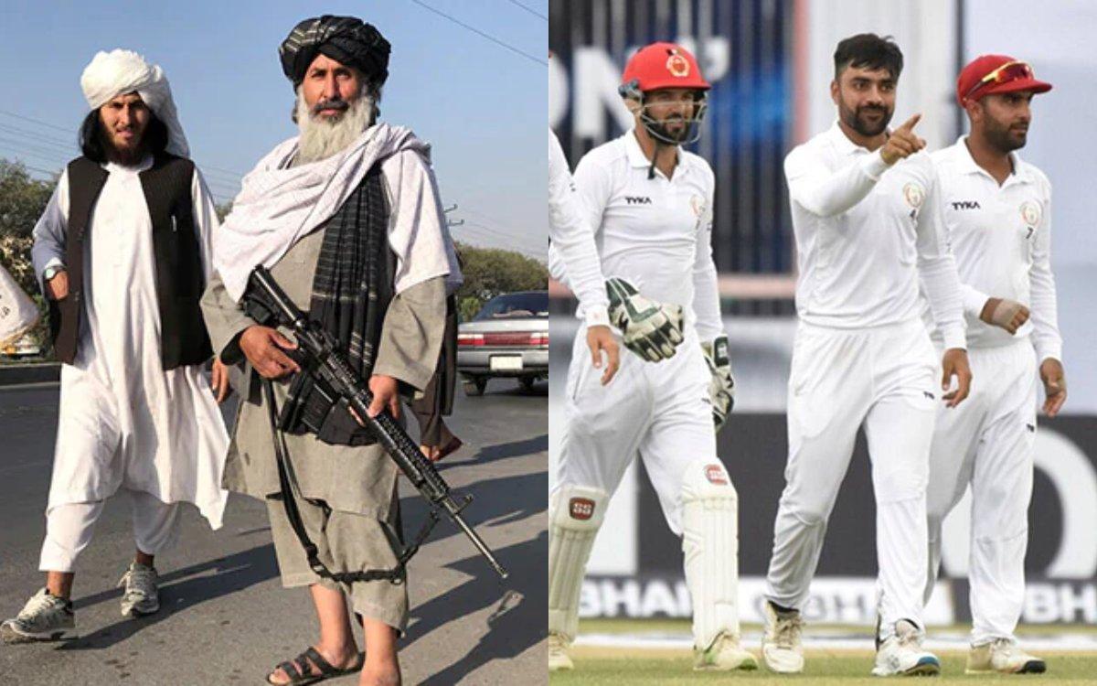Cricket Image for दिख रहे हैं तालिबान के बदले-बदले तेवर, नहीं रूकेगा AUS-AFG का ऐतिहासिक टेस्ट मैच