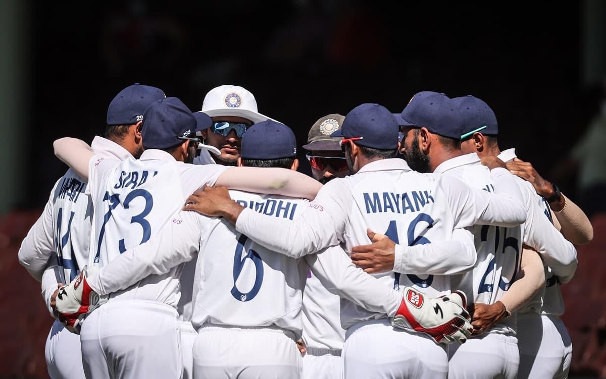 Cricket Image for इंग्लैंड के खिलाफ पहले टेस्ट के लिए नॉटिंघम पहुंची टीम इंडिया