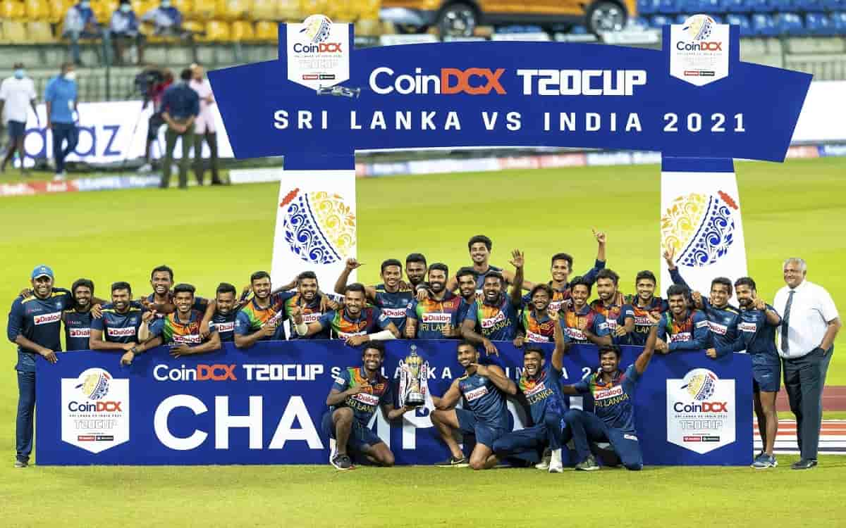 recent series against India rained money on the Sri Lankan board by earning 107 crores