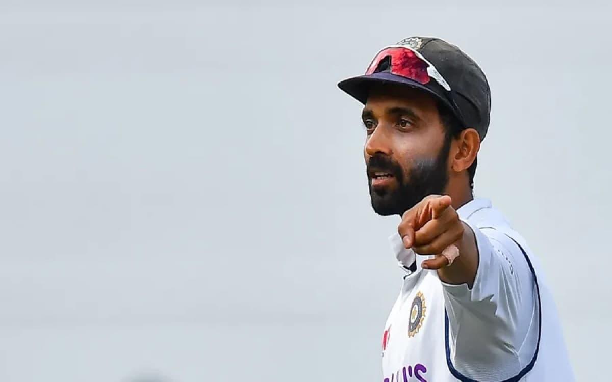 Cricket Image for खुश हूं कि लोग मेरे बारे में बात कर रहे हैं, उपकप्तान रहाणे ने दिया अलोचकों को जवा