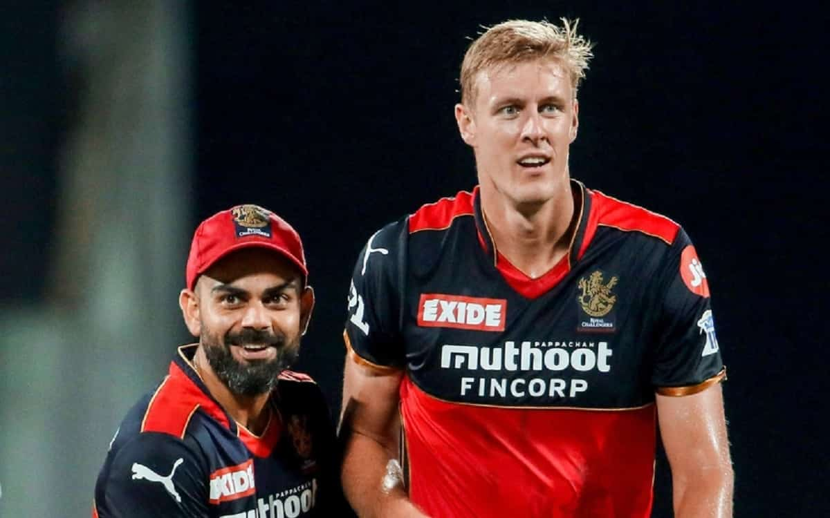 Virat Kohli behaves very jolly and kind hearted outside the field says rcb's Kyle Jamieson