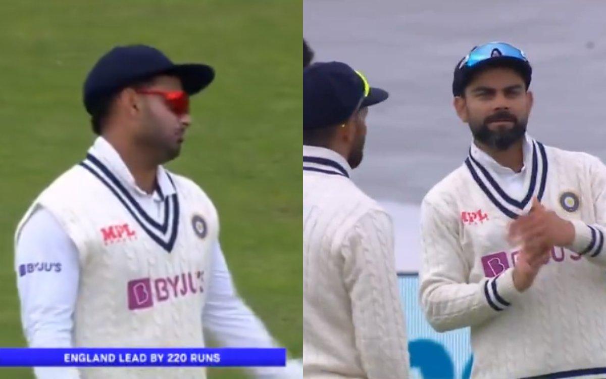 Cricket Image for VIDEO : विराट ने पंत को किया 'Ignore' और सिराज पर किया भरोसा, इस बार बेकार नहीं गय