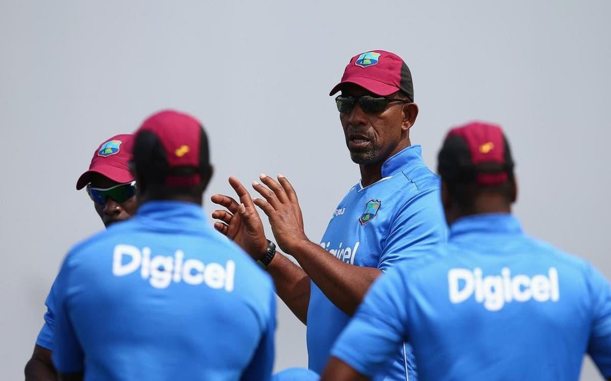 Cricket Image for  पाकिस्तान के खिलाफ टेस्ट सीरीज को लेकर कोच फिल सिमंस चिंतित, टीम को करना है ये सु