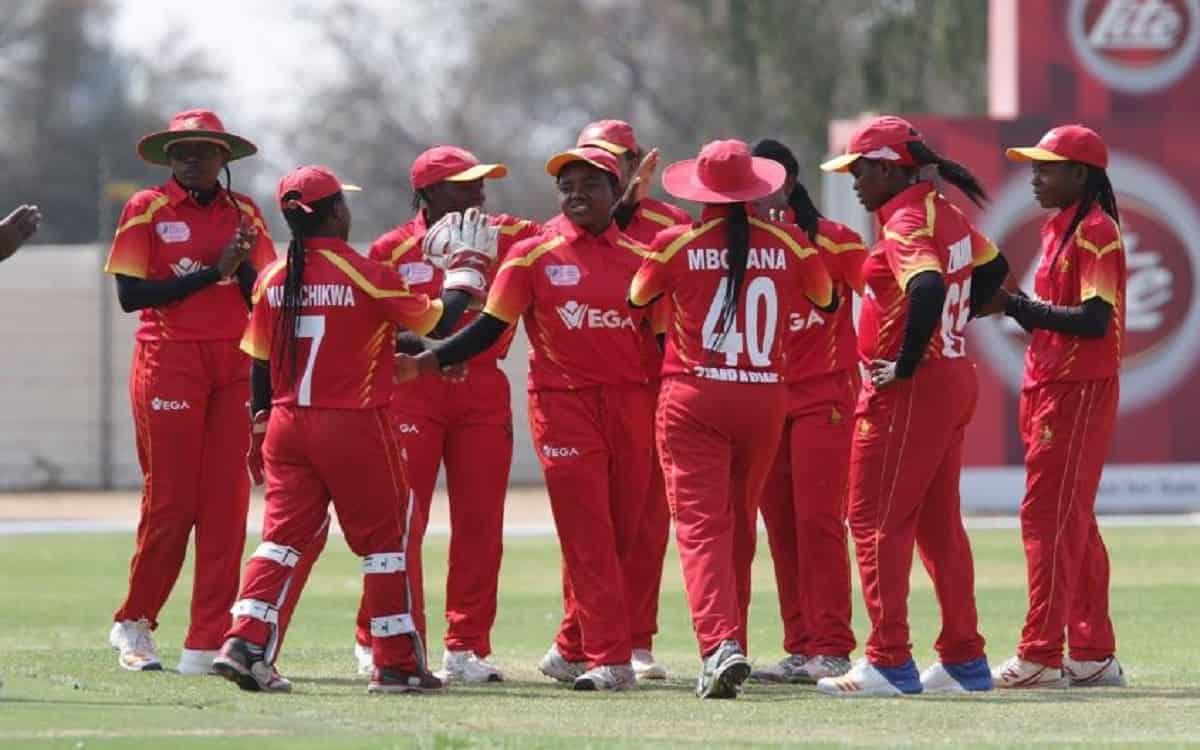 Cricket Image for  जिम्बाब्वे को मिला ICC महिला वर्ल्ड तक क्वालीफायर की मेजबानी का मौका, देखें शेड्य