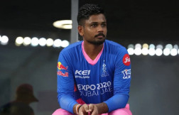 Sanju Samson fined Rs 12 lakh rupees for slow over run rate against Punjab Kings