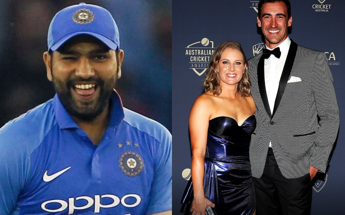 Australian cricketer Alyssa Healy wants to replicate Rohit Sharma's success across formats