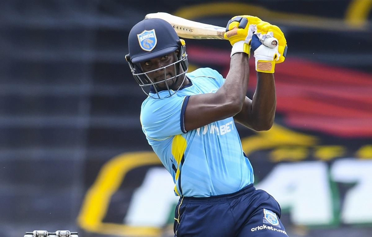 Cricket Image for CPL 2021: आंद्रे फ्लैचर की 81 रनों की तूफानी पारी गई बेकार, ट्रिनबागो नाइट राइडर्स