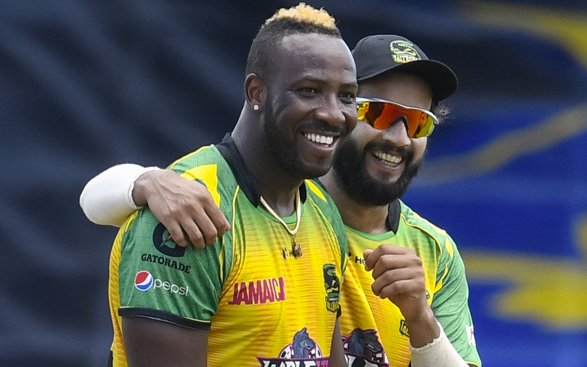 Andre Russell Images