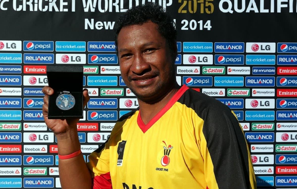 T20 World Cup Assad Vala to lead Papua New Guinea