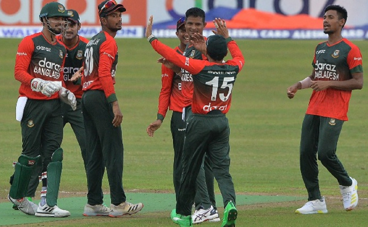 Bangladesh 15-man squad for next month's ICC Men's T20 World Cup