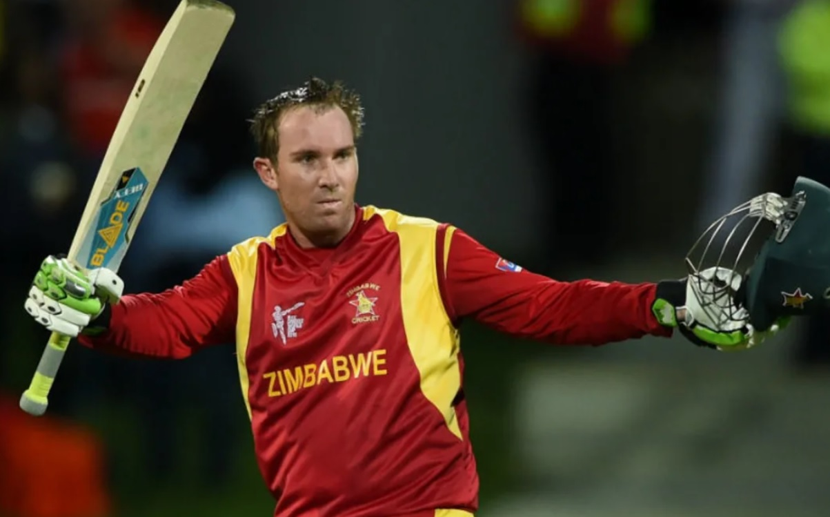 Brendan Taylor is currently 110 runs short of becoming the highest-run getter for Zimbabwe in ODIs