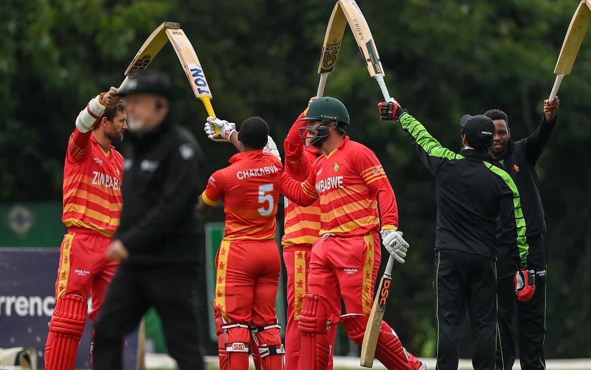 ireland beat zimbabwe by 7 wickets in third odi, draw series 1-1