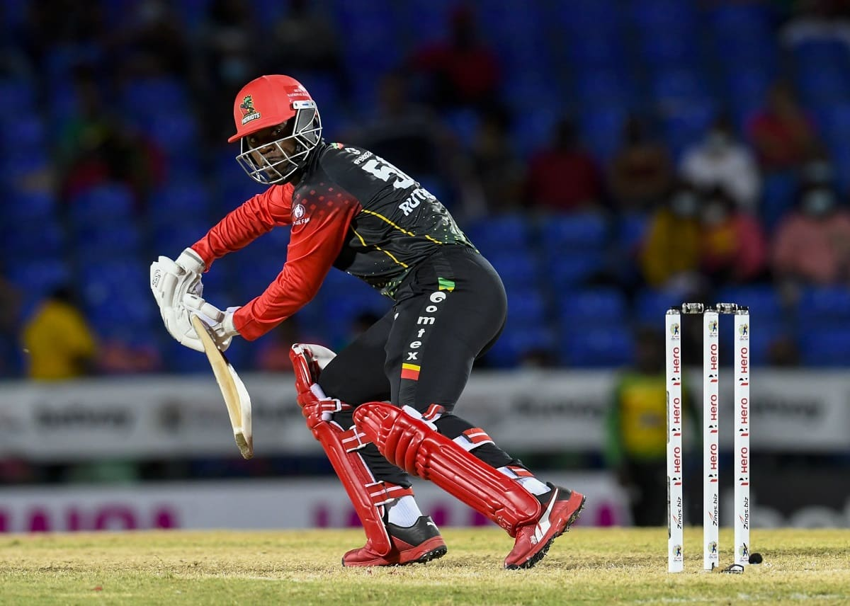 CPL 2021 - St Kitts and Nevis Patriots beat Jamaiaca Tallawahs by 6 wkts