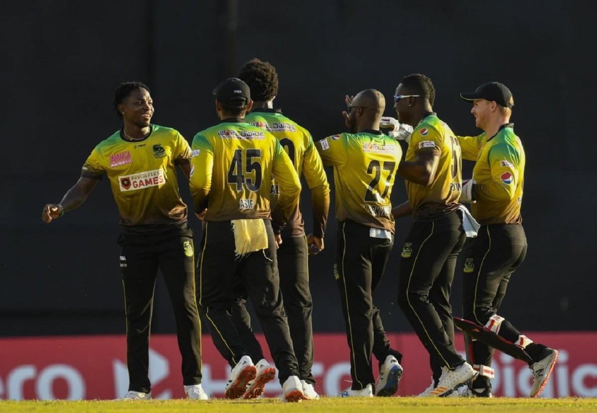 CPL 2021 Jamaica Tallawahs beat Barbados Royals by 6 wkts