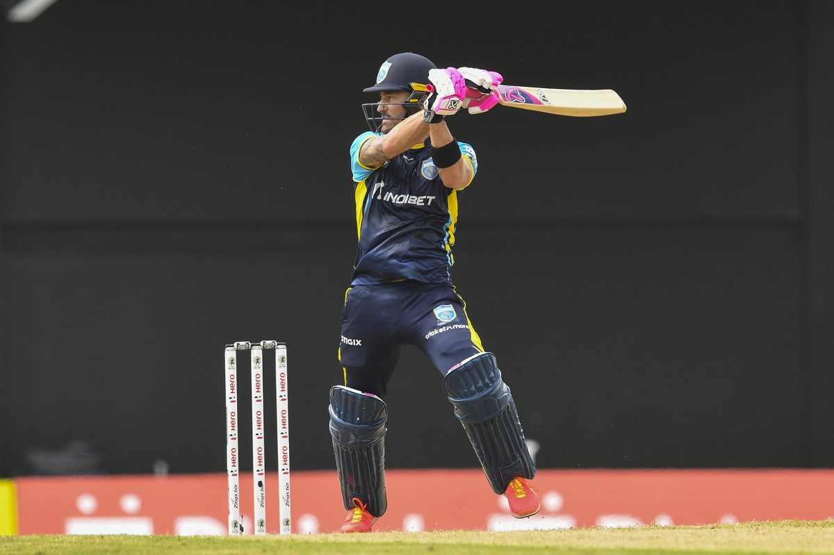 CPL 2021 Saint lucia kings beat St Kitts and Nevis Patriots by 100 runs