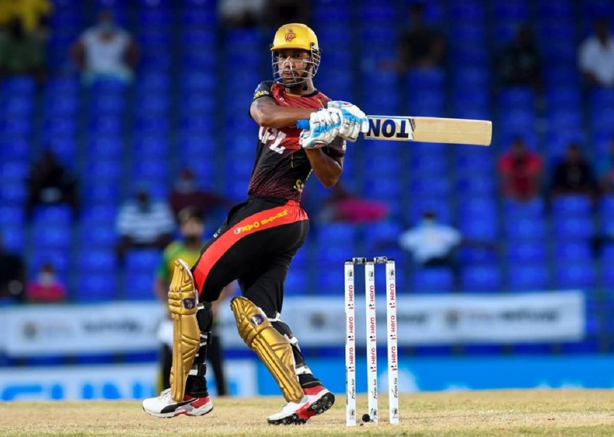 CPL 2021 Trinbago Knight Riders beat Jamaica Tallawahs by 7 wickets