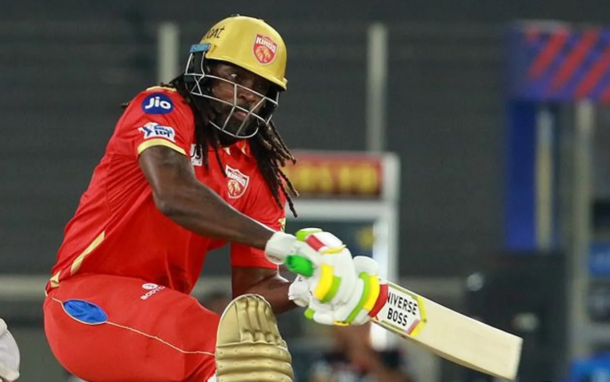 Chris Gayle Breaks Rahul Dravid Record, Scored Most runs after crossing the age of 40 in IPL