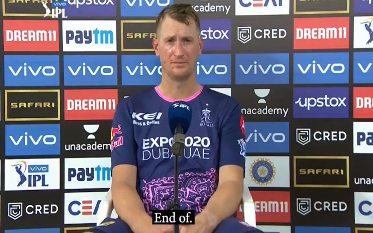 Cricket Image for Chris Morris Reacts On Sunil Gavaskar Statement On Rajasthan Royals