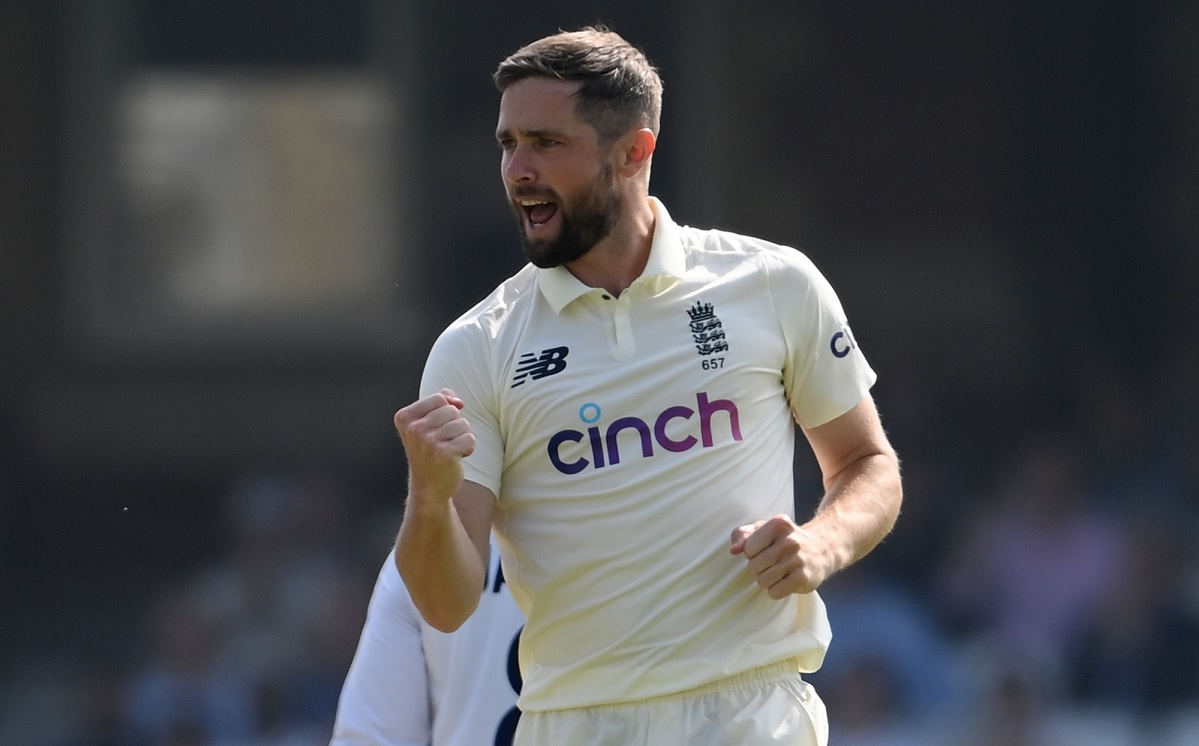 Chris Woakes confident England will pull off the chase vs India