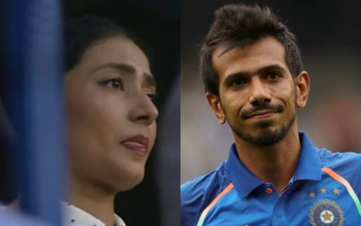 Cricket Image for Dhanashree Verma Emotional Post After Yuzvendra Chahal Miss Out T20 World Cup